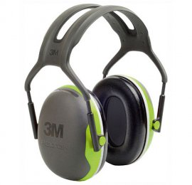 Casque de protection auditive 3M Peltor X4A