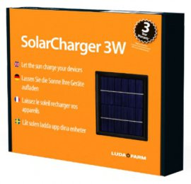 Luda Fence solar charger 3W